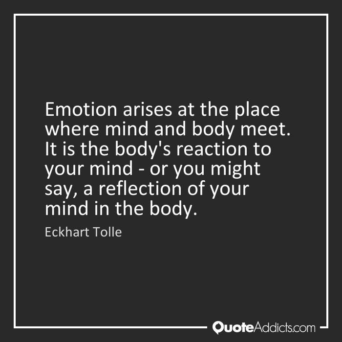 thaw blog post mind, body & soul eckhart tolle