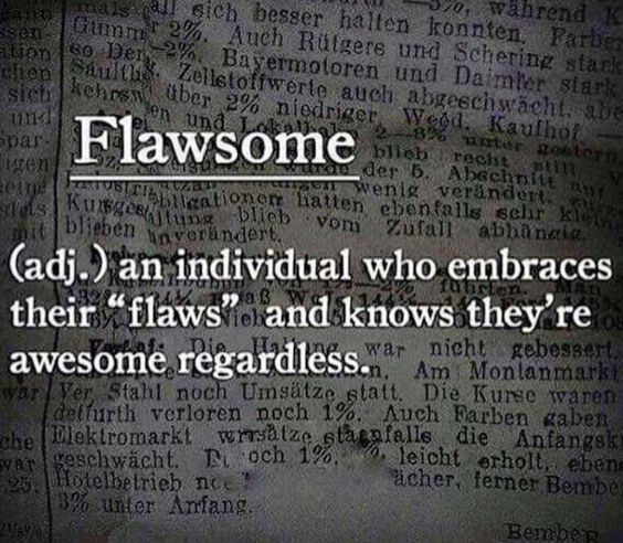 Flawesome THAW blog
