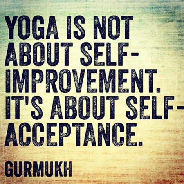 yoga THAW blog
