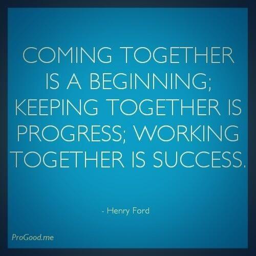 Collaboration THAW blog
