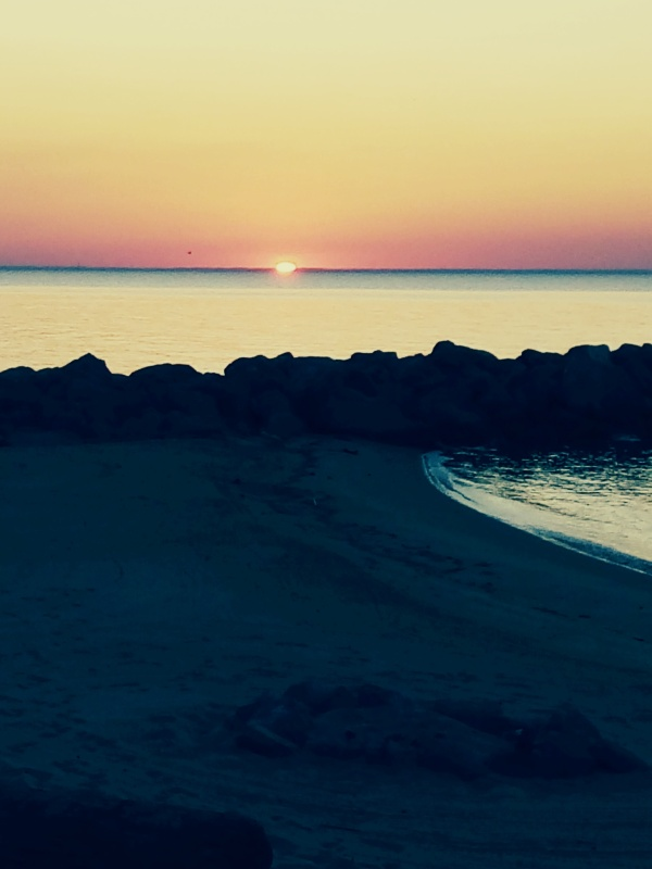 Fairhope Sunset THAW blog