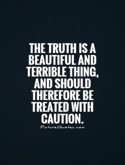 Caution THAW blog