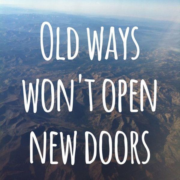 new start THAW blog
