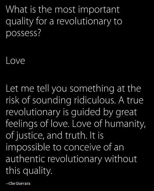 Revolutionary THAW blog