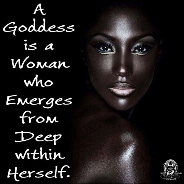 Divinely Feminine Pt 2 THAW blog