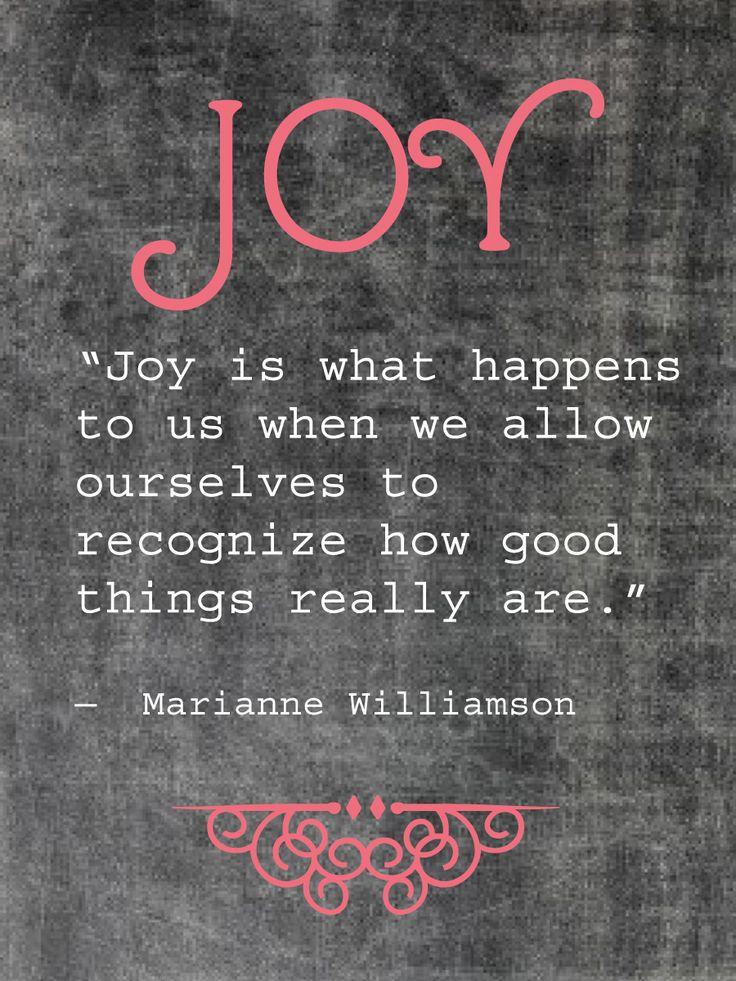 joyful THAW blog